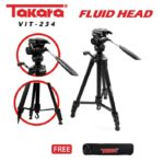 TRIPOD 1.5 meter FLUID HEAD