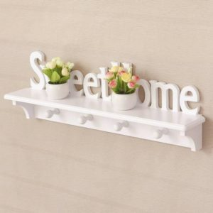jual rak dinding dekorasi sweet home - funshop.co.id